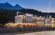 Отель Park Inn by Radisson Rosa Khutor, Красная Поляна